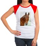 Hobbs Women's Cap Sleeve T-Shirt
