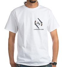 Muzzle End Of A .45 T-Shirt