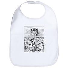 Cheshire Cat Bib