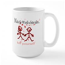 Kill yourself Lim.Ed. Mug