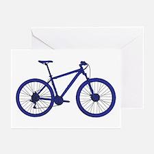 Cute Mountain bike Greeting Cards (Pk of 10)