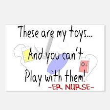 ICU Nurse Postcards (Package of 8)