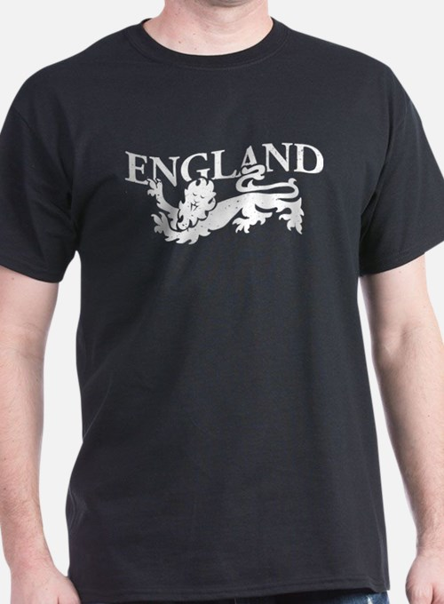 ENGLAND Lion white T-Shirt
