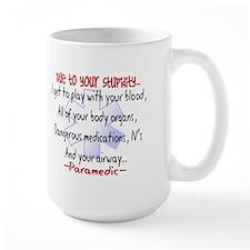 EMT/PARAMEDICS Mug
