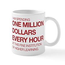 Million Dollar Spenders Mug