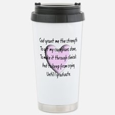 Nursing Student Travel Mug
