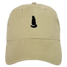 Black Cat Baseball Cap