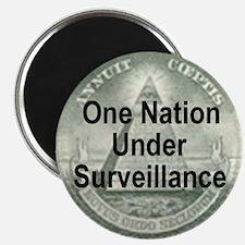 Surveillance Nation Magnet