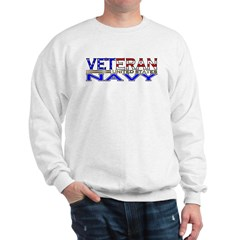 US Navy Veteran Sweatshirt