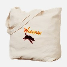 Funny The man Tote Bag