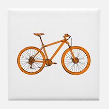 Unique Cycling Tile Coaster