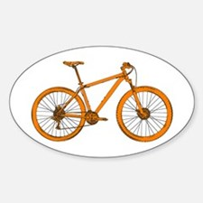 Cute Cycling Decal