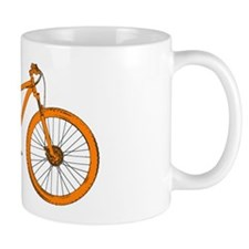 Funny Bicycle riding Mug