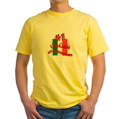 International Grandmothers Yellow T-Shirt