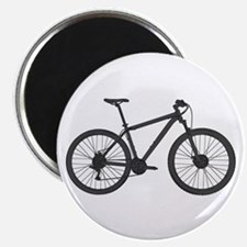 "Cute Mountain biking 2.25"" Magnet (100 pack)"