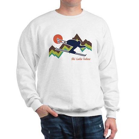 Ski Lake Tahoe Sweatshirt