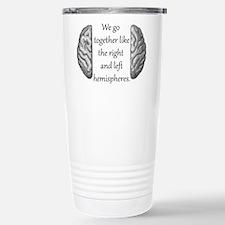 Cute Alzheimer Travel Mug