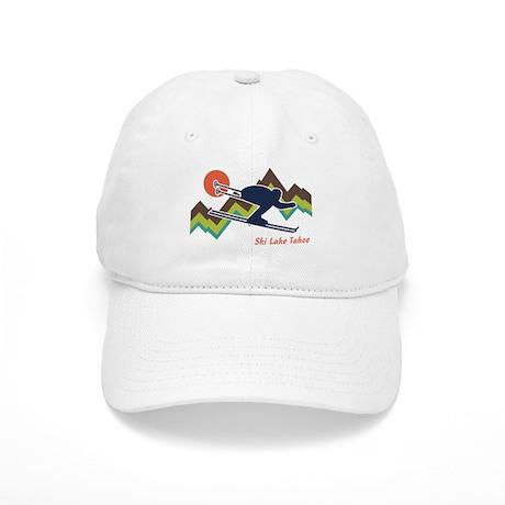 Ski Lake Tahoe Cap