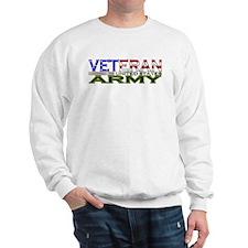 US Army Military Veteran Sweatshirt