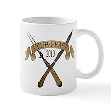 Fork & Knife Grub Mug