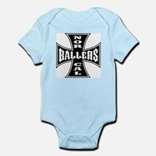 NorCal Ballers Infant Creeper