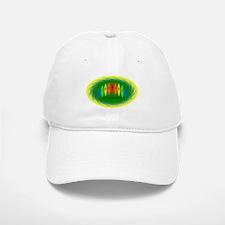 Rainbow Kayaks (Green) Baseball Baseball Cap