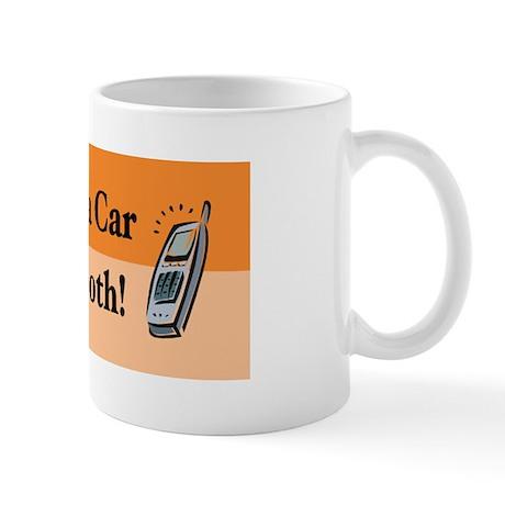 Not a Phone Booth Mug