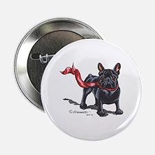 "French Bulldog Lover 2.25"" Button"