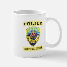 Youngtown Arizona Police Mug