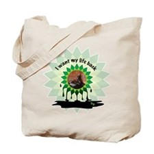 Cute Boycott bp Tote Bag