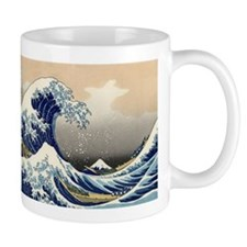 Kanagawa The Great Wave Mug