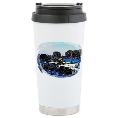 Pourover Stainless Steel Travel Mug