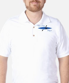 This is How I Roll (Blue) Golf Shirt