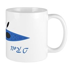 This is How I Roll (Blue) Mug