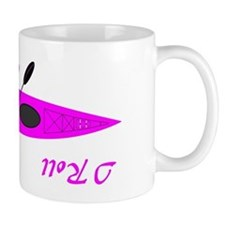 This is How I Roll (Pink) Mug