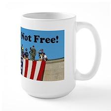Pentagon Flag Mug