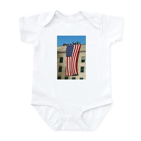 Pentagon Flag Infant Bodysuit
