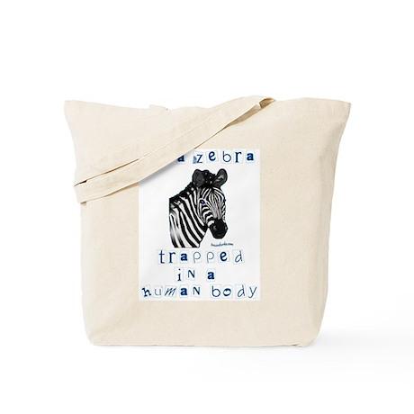 I'm a Zebra Tote Bag