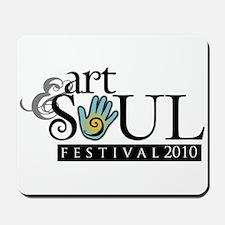 Art & Soul Logo Merchandise Mousepad