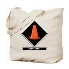 CONE ZONE Cards & Bags Tote Bag