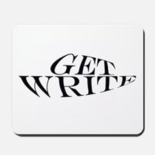 "Soulful Synergy ""Get Write"" Mousepad"