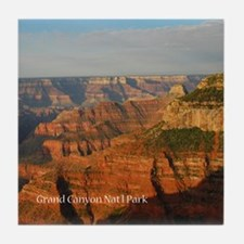 Grand Canyon Tile Coaster