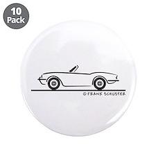 """Triumph Spitfire 3.5"""" Button (10 pack)"""
