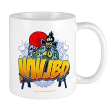 Jack Burton Small Mug