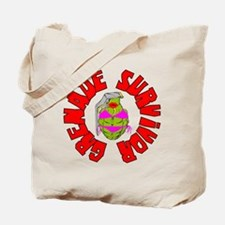 Grenade Survivor Tote Bag
