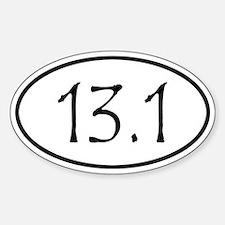 Half Marathon 13.1 Miles