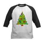 French Horn Christmas Kids Baseball Jersey