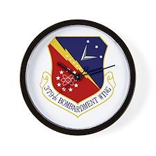 379th Bomb Wing Wall Clock