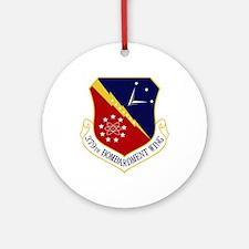 379th Bomb Wing Ornament (Round)