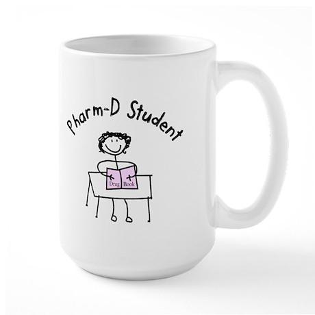 Stick People Occupations Large Mug